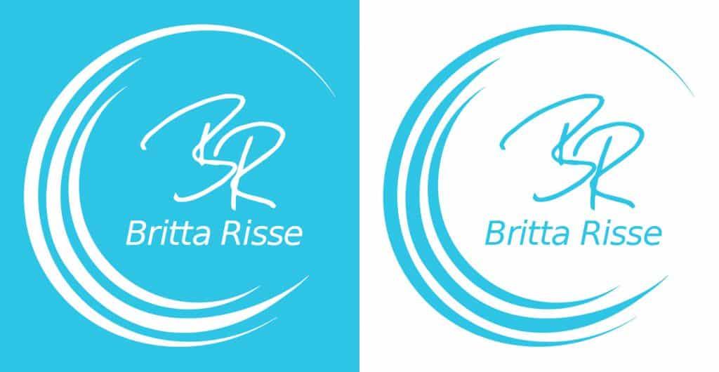 Britta Risse - Logo