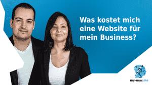Was kostet mich eine Website für mein Business?