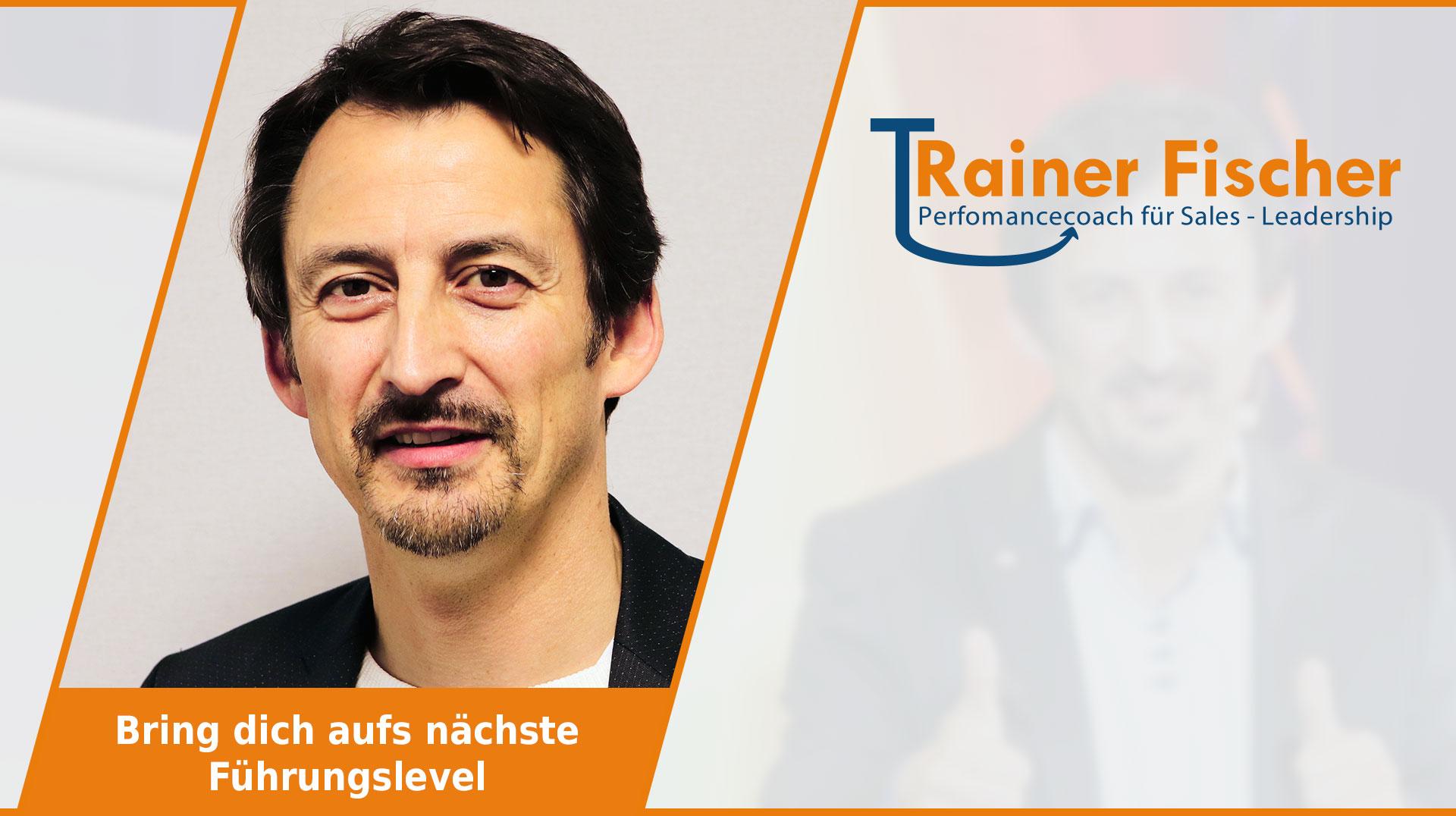 Trainer Fischer - Perfomancecoach - Leadership