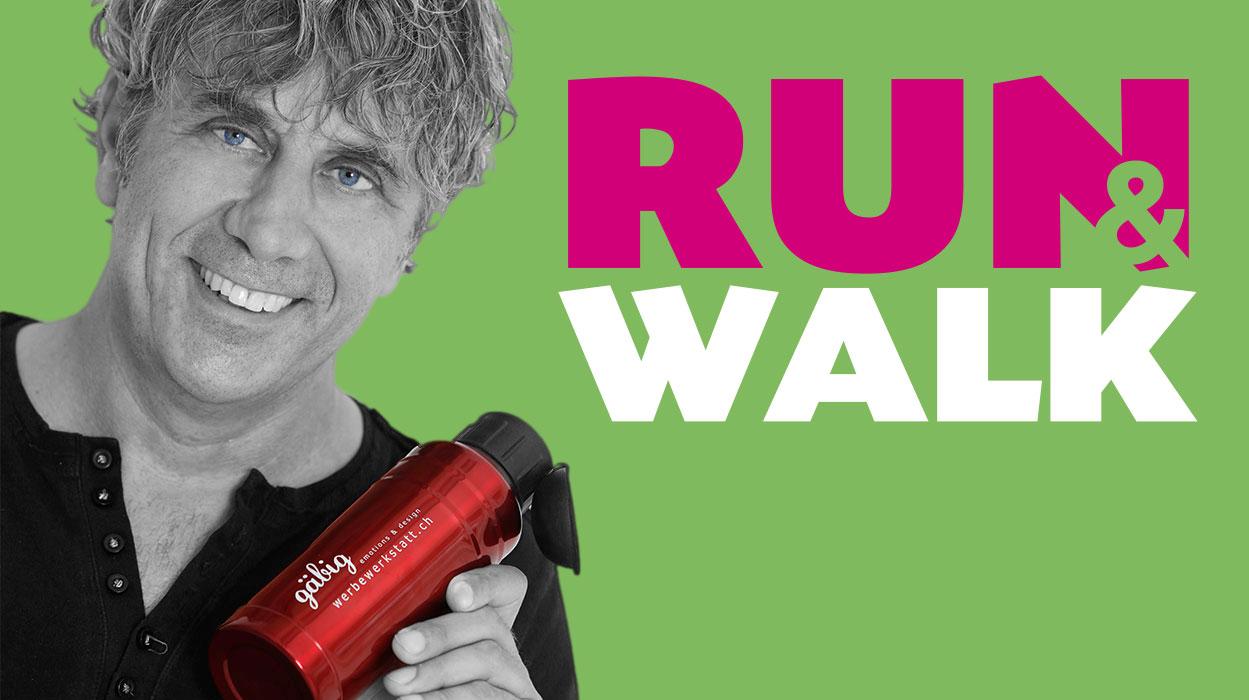 RUN & WALK Bern Heinz Biegler
