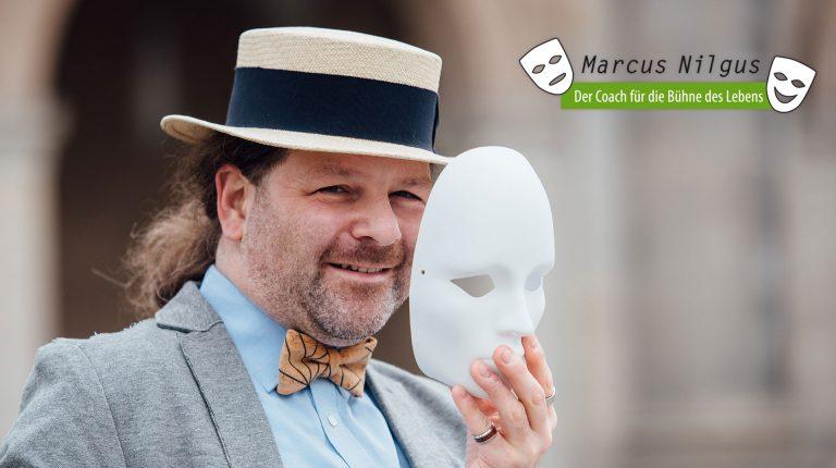 Marcus Nilgus - Der Coach für die Bühne des Lebens